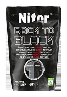 Emballage du produit RESTAURERING BACK TO BLACK