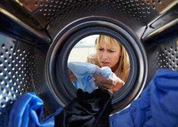 Tvättolycka, drabbas inte av panik!