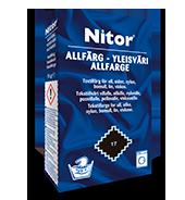 Emballage du produit FÄRGNING AV ULL OCH POLYAMID